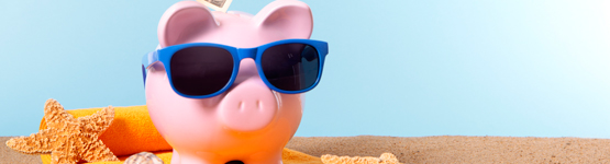 image describing Top Tips To Save For Your Dream Holiday!