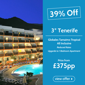 Tenerife holiday